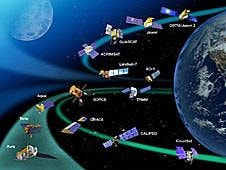 Image of Earth's Satellites